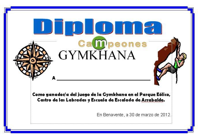 Diplomas Para Ninos