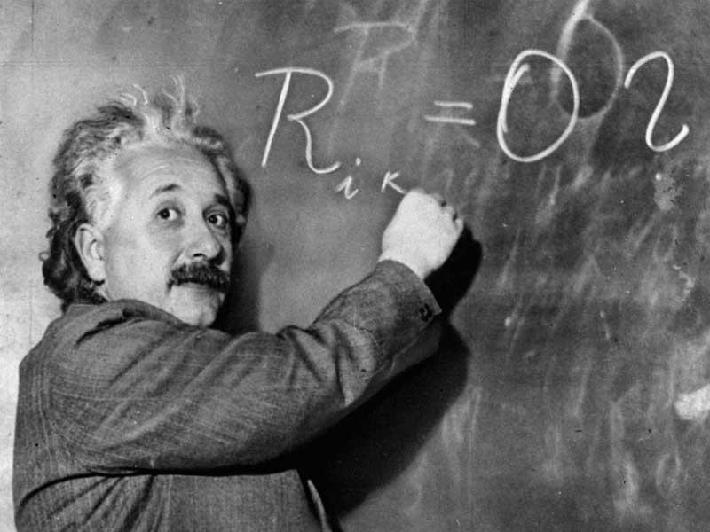 Los mitos de Einstein acerca del Tiempo, el Espacio y el E.